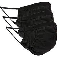 Kit com 3 Máscaras Microfibra Trifil, Único