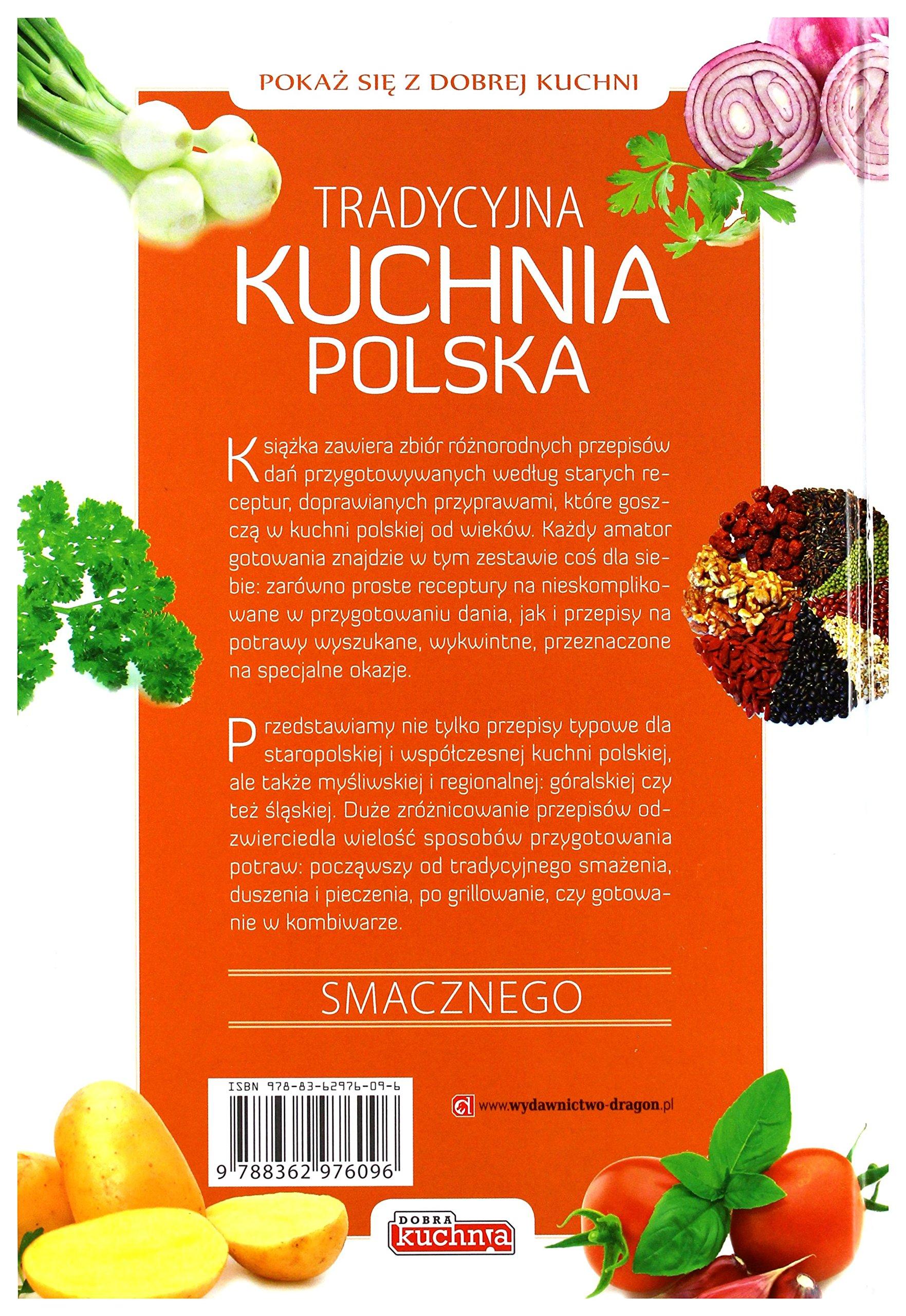 Tradycyjna Kuchnia Polska Praca Zbiorowa 9788362976096 Amazon Com