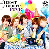 the BEST of ROOT FIVE(2CD)(豪華2CD盤)