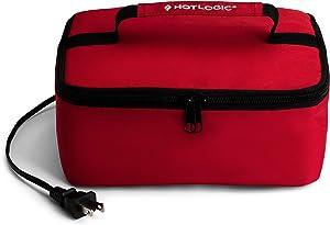 Hot Logic 16801056-RD Lunch Bag 120V, Mini, Red