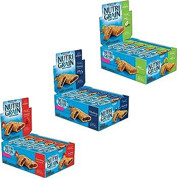 Kellogg's 1.3oz 48-Count Nutri-Grain Soft Baked Breakfast Bars