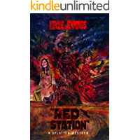 Red Station (Splatter Western Book 7) book cover