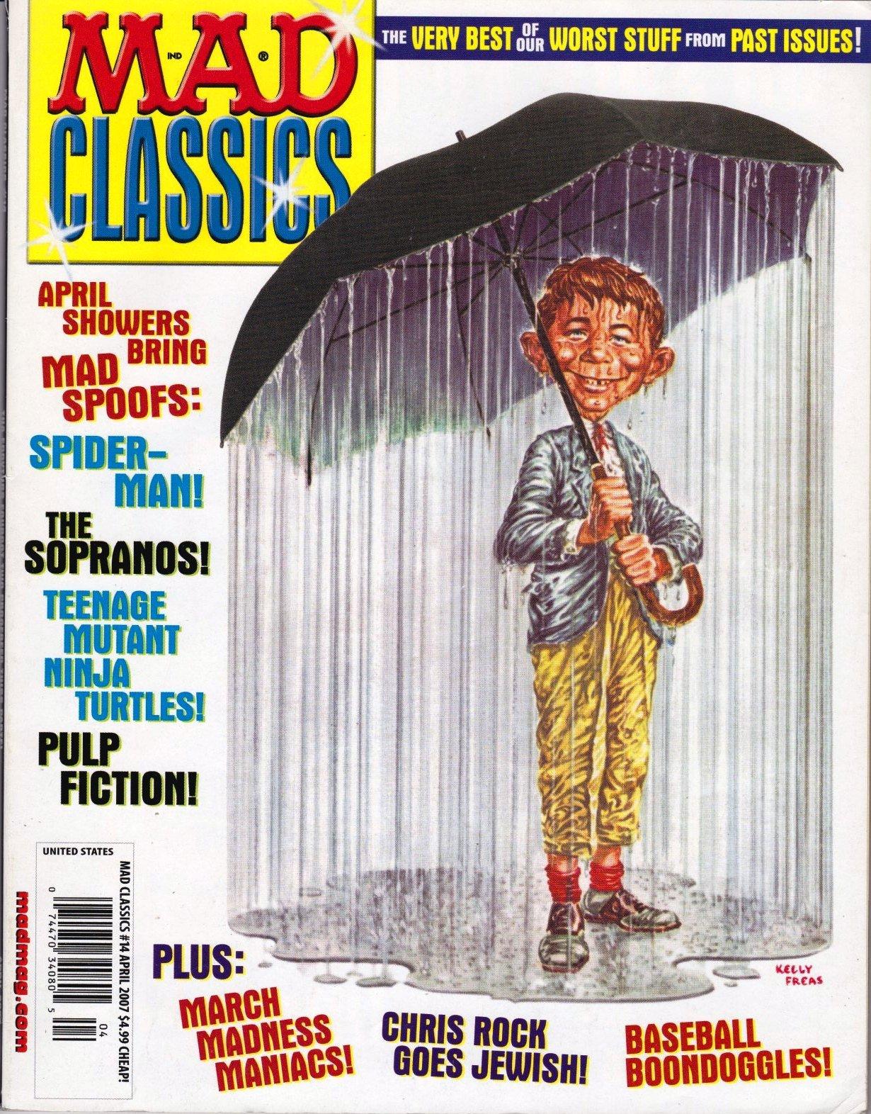 Read Online MAD Classics - April 2007, #14 pdf epub
