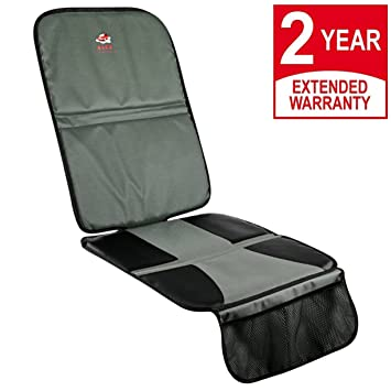 Amazon.com: Car Seat Protector from ALCA Best Cover Pad - Protect ...