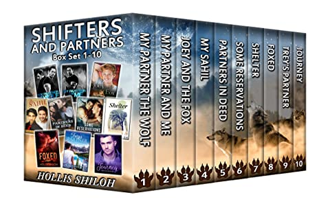 Shifters and Partners: Box Set 1-10