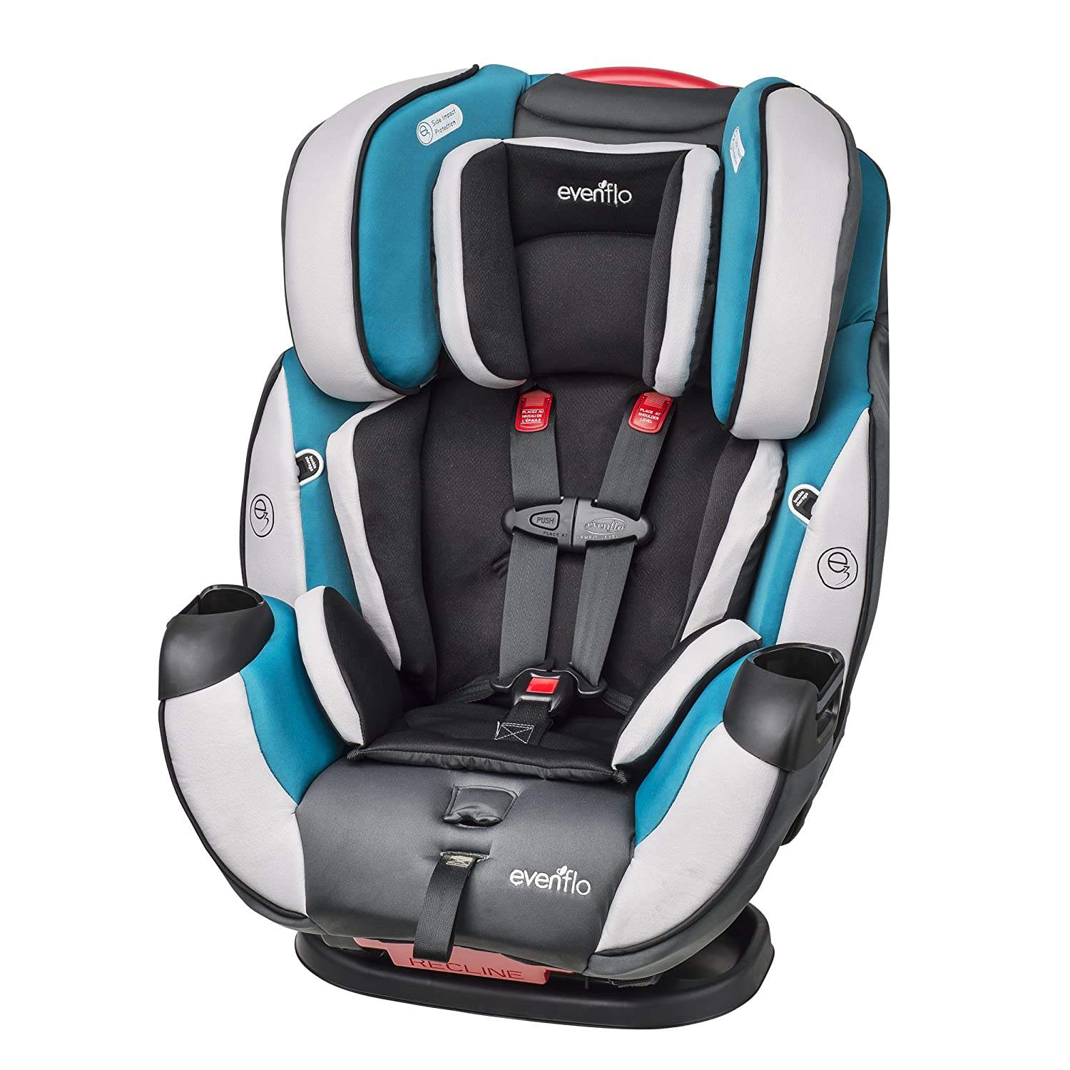 Evenflo Symphony Elite Convertible Car Seat, Ocala 34631038