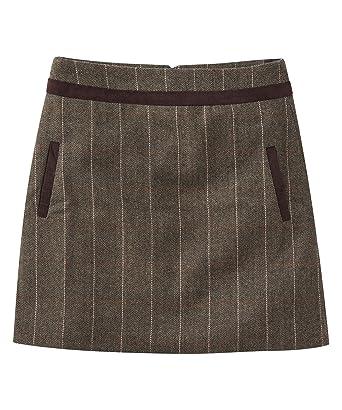Joe Browns Women's Checked Mini Pencil Skirt B074SJBLFH
