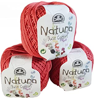 DMC Natura Just Cotton #N31 - Malva: Amazon.es: Hogar