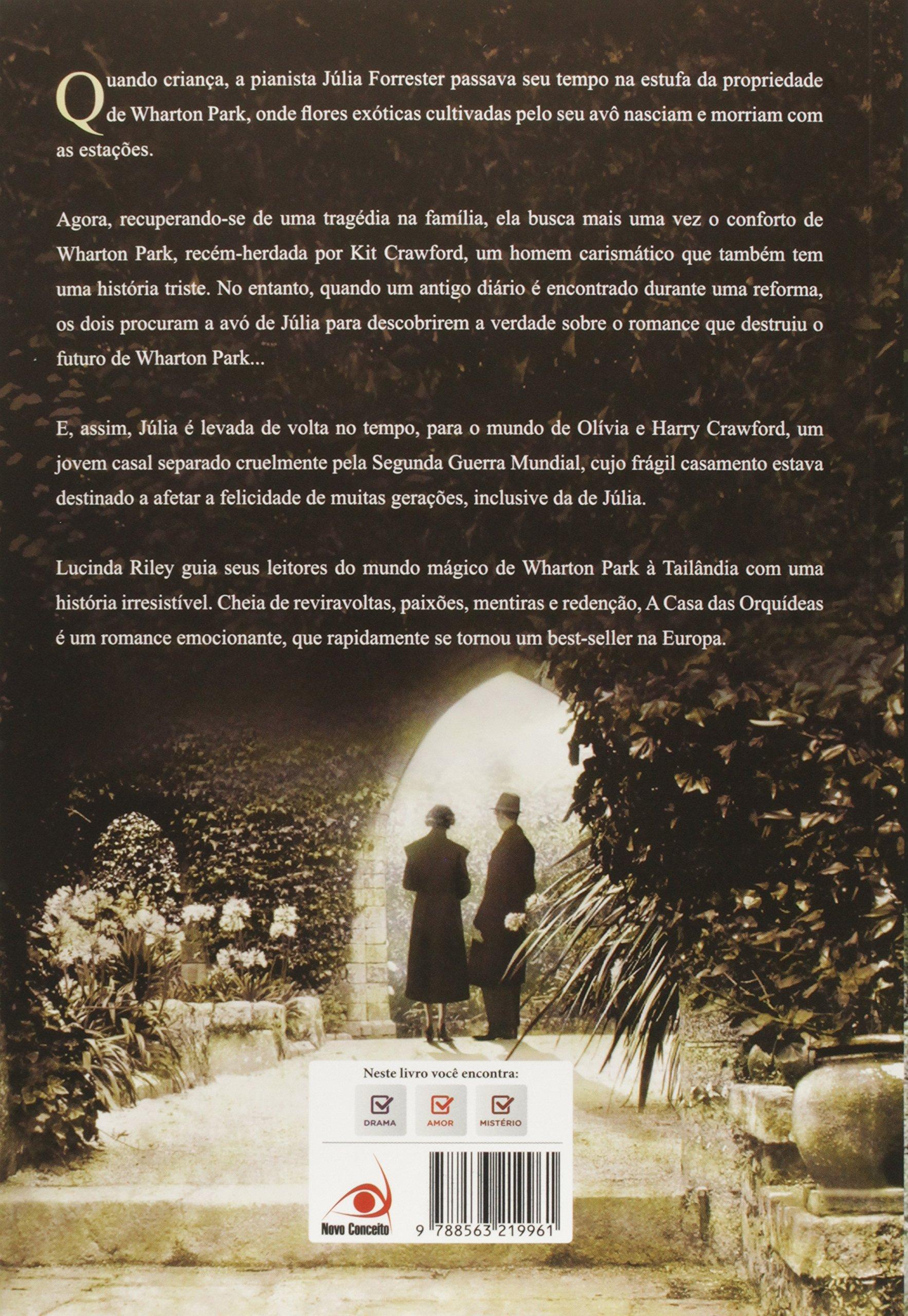 Casa das Orquideas (Em Portugues do Brasil): Lucinda Riley ...