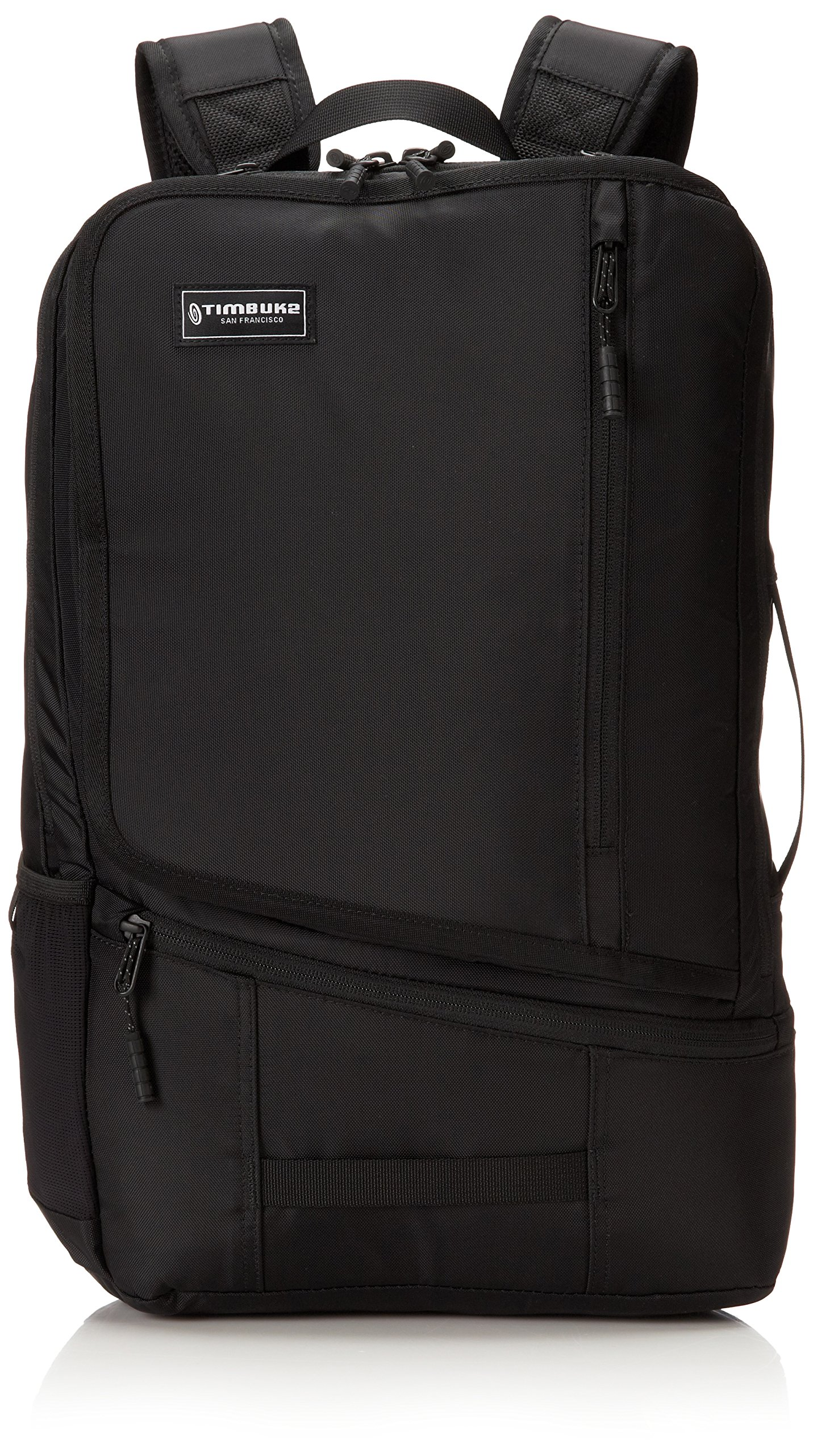 Timuk2 Q Laptop Backpack, OS, Black