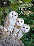 RHS Wild in the Garden Diary 2016 (Royal Horticultural Society)