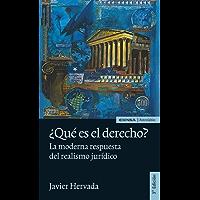 ¿Qué es el derecho?: La moderna respuesta del realismo jurídico (Astrolabio Derecho)