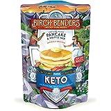Birch Benders Keto Pancake & Waffle Mix, Low-Carb, High Protein, Grain-free, Gluten-free, Low Glycemic, Keto-Friendly…
