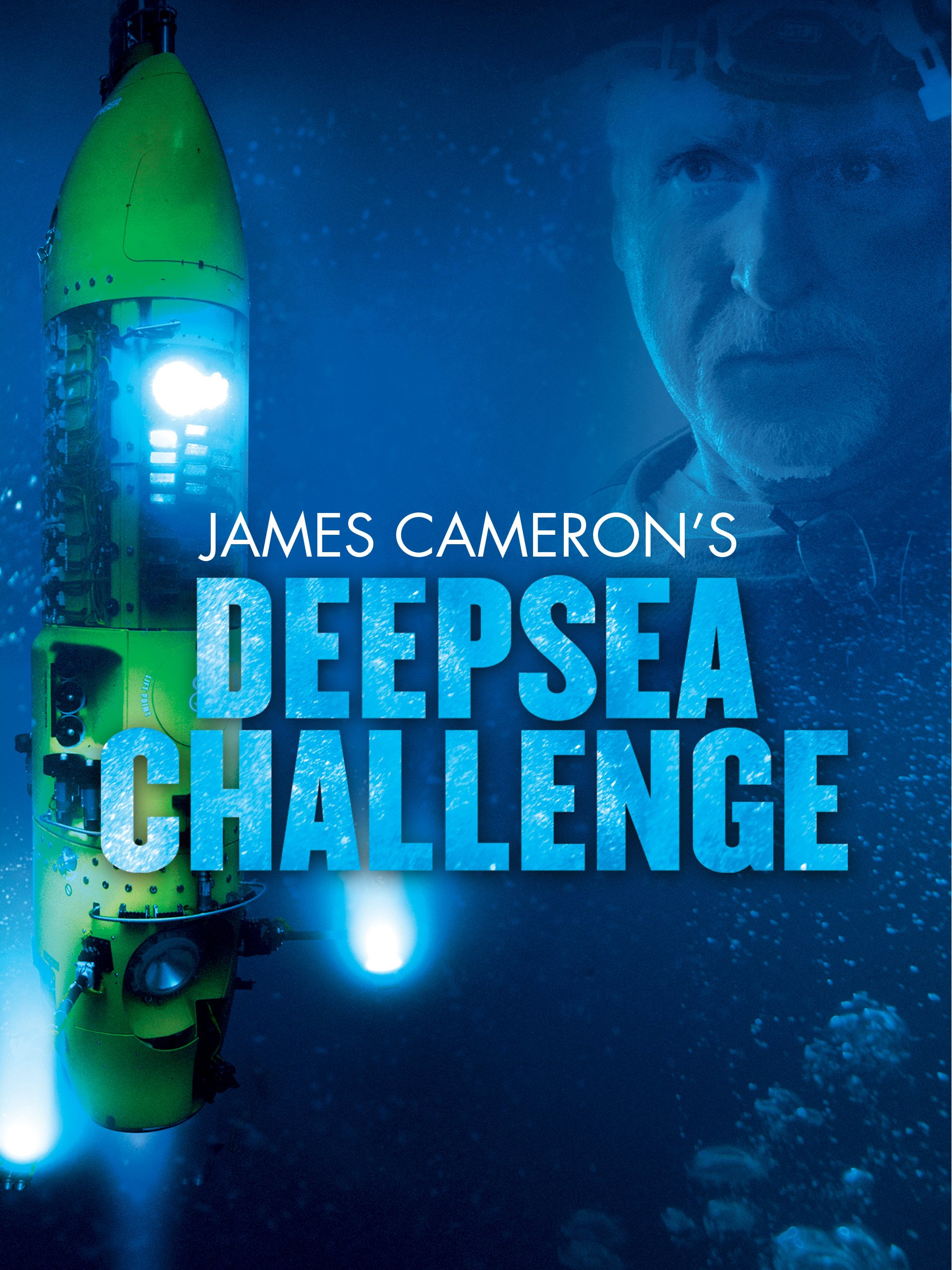 Watch James Cameron S Deepsea Challenge Prime Video