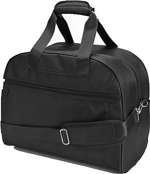 Jet Blue Challenge Duffle//Gym Bag--Black