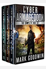 Cyber Armageddon Box Set: A Post-Apocalyptic Survival Saga Kindle Edition