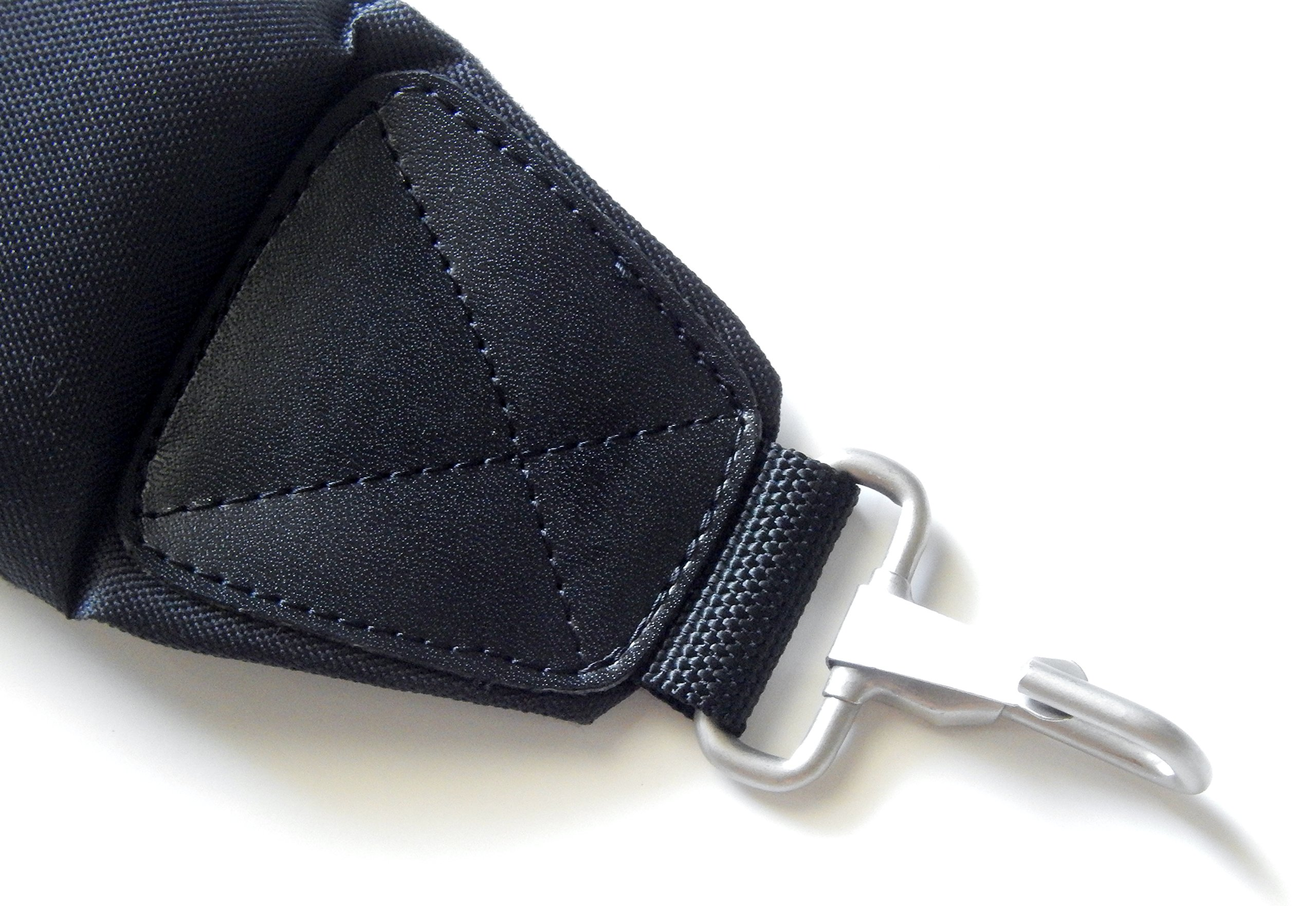 New Golf Bag Single Strap Thick Padded with 2 Clips, One Point Length Adjustable by Seal (Image #4)