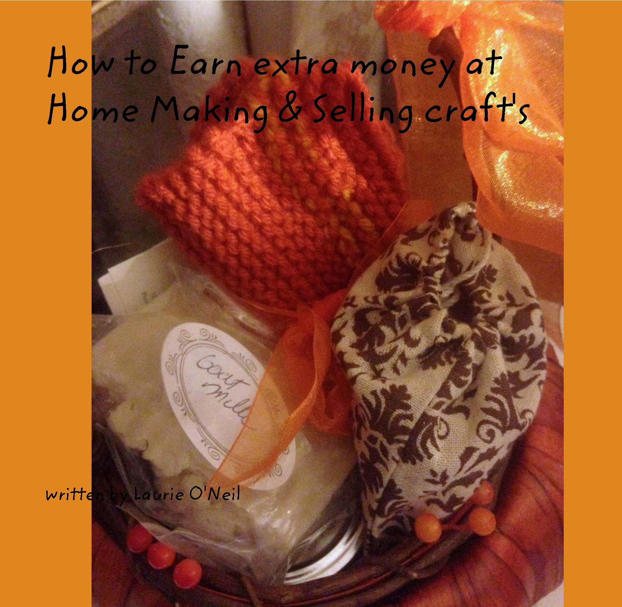 How to Earn extra money at Home Making & Selling craft's PDF