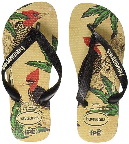e3ae70a3c5af Havaianas Unisex Adults  Ipe Flip Flops  Amazon.co.uk  Shoes   Bags