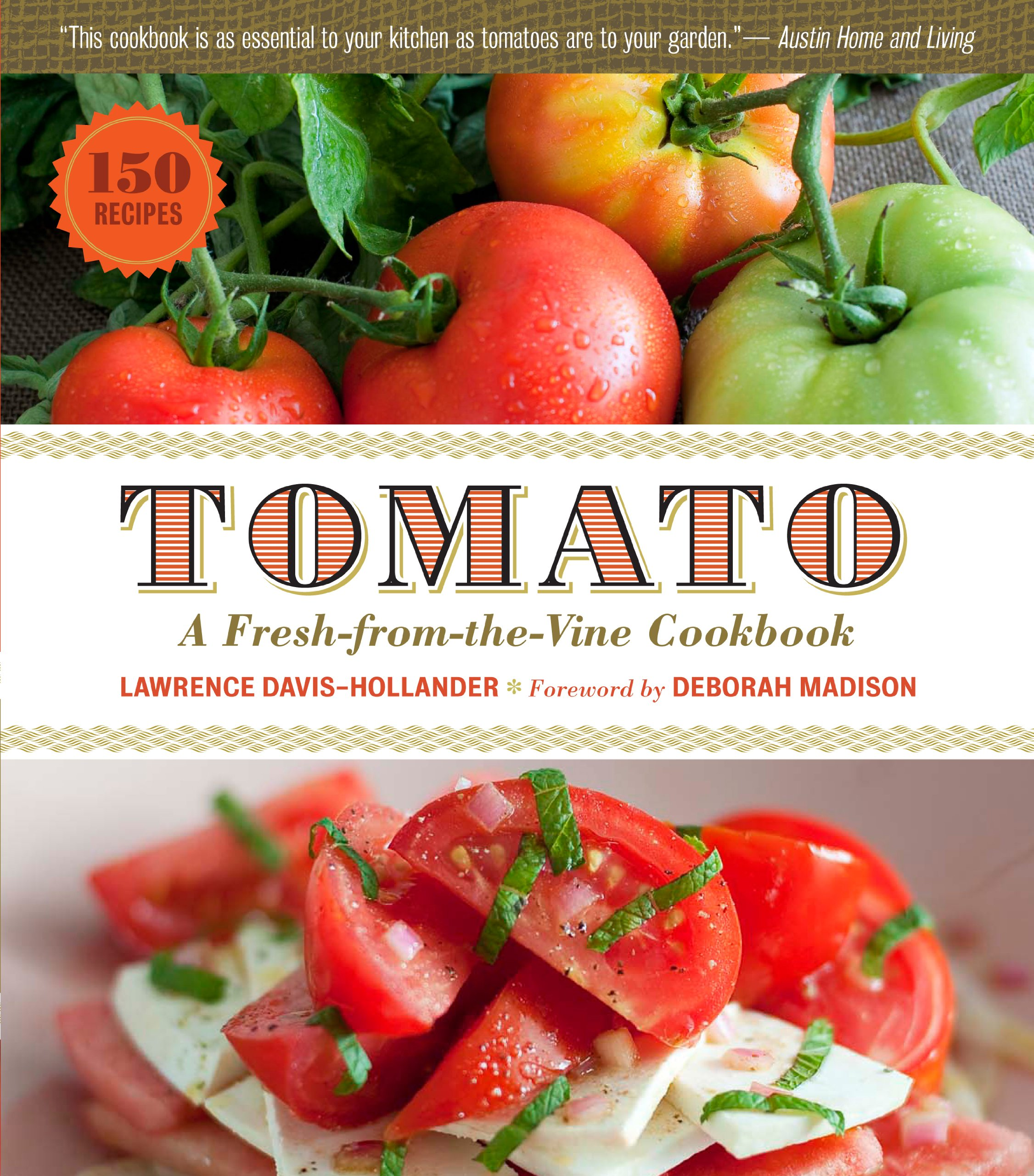 Tomato Fresh Vine Cookbook product image