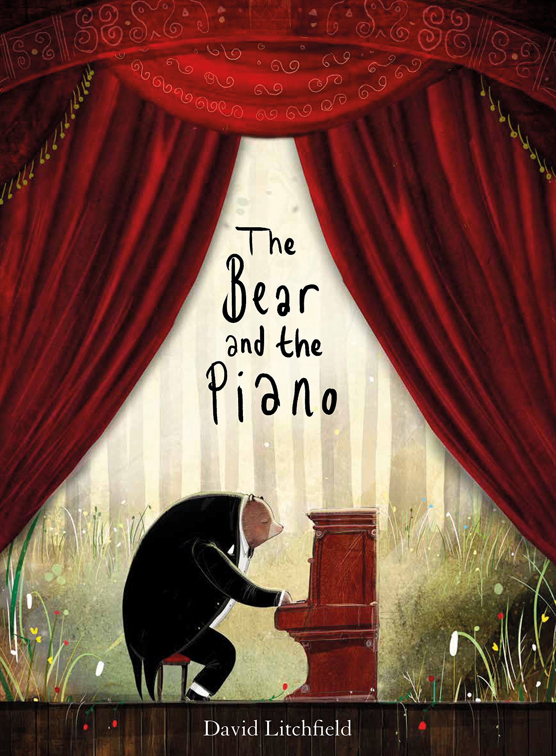 Download The Bear and the Piano PDF
