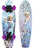 "PlayWheels Disney Frozen 21"" Wood Cruiser Skateboard, Frozen Heart"
