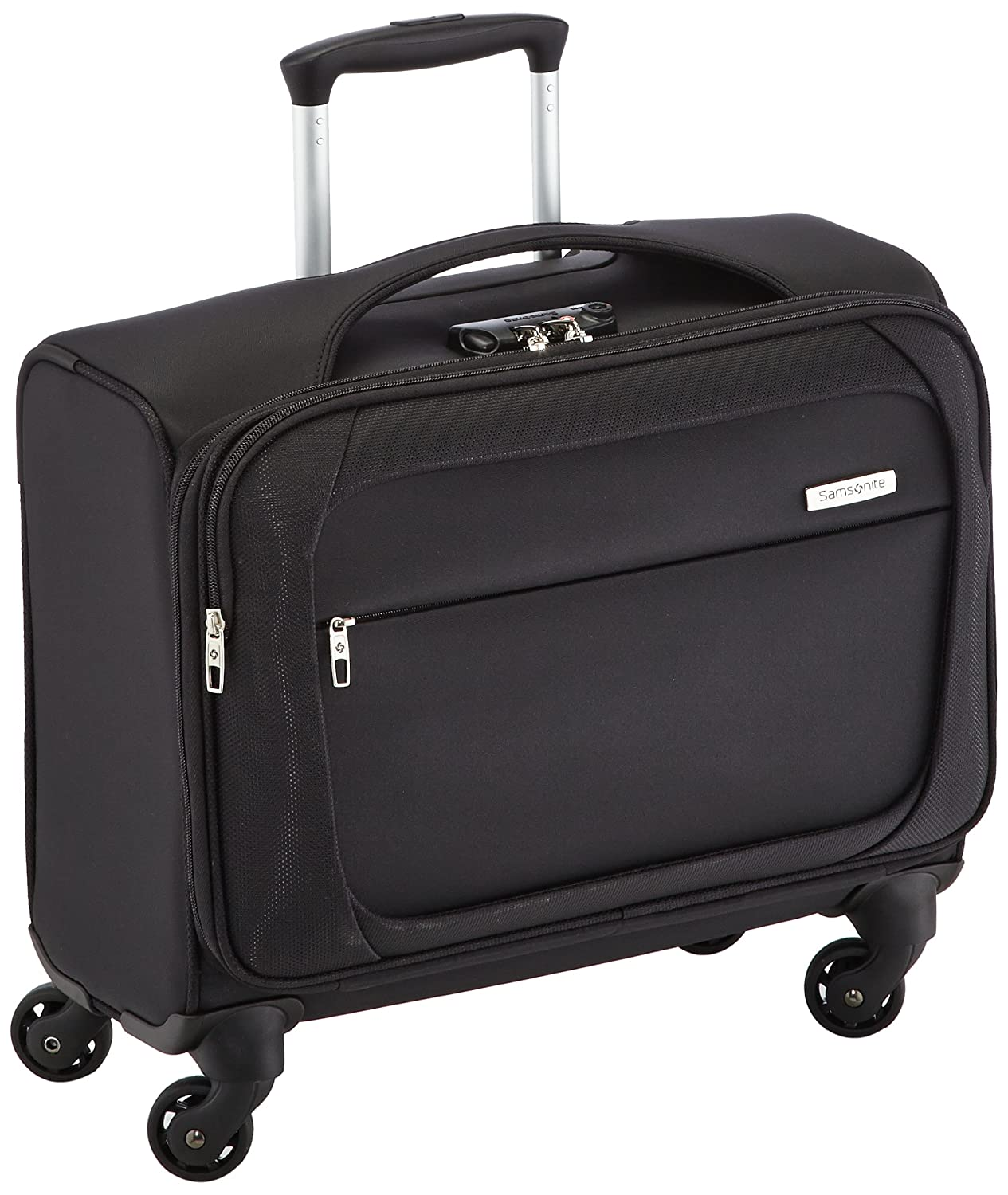 Samsonite Maletas y trolleys 53494-1041 Negro 26 liters: Amazon.es: Equipaje