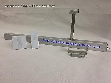 Apri Finestra Elettrico 400 N 600 Mm Dc24 V Con Telecomando