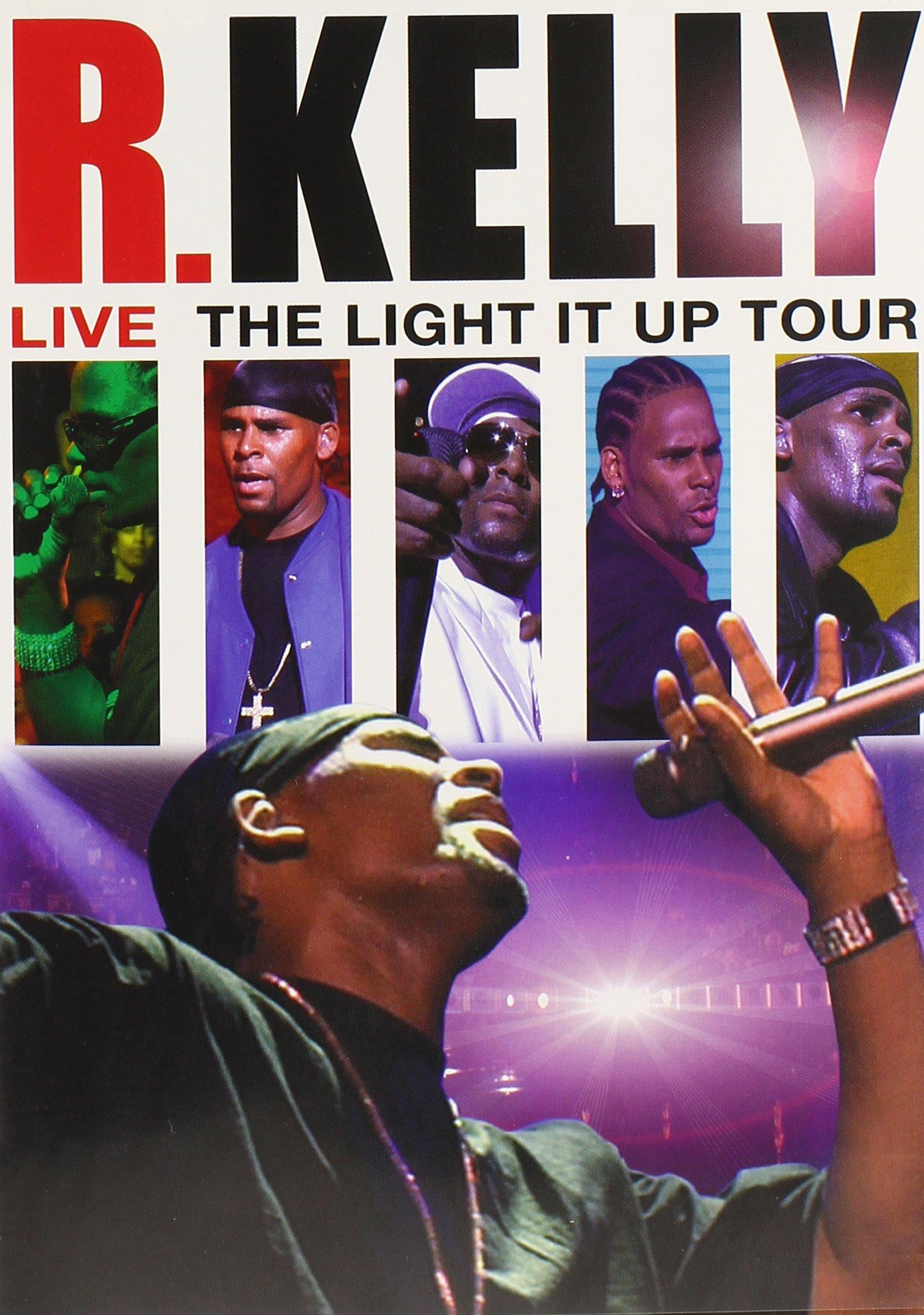 R. Kelly: Live - Light It Up Tour (+ Bonus Disc)