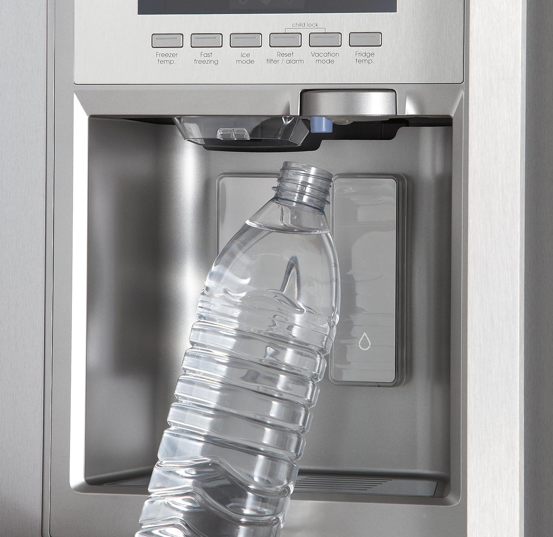 Nett Kühlschrank Mit Eiswürfel Galerie - Die besten ...