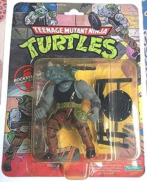 Teenage Mutant Ninja Turtles Classic Figure - Rocksteady ...
