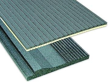 Schellenberg 66252 Pack de 2 aislamientos para cajón de persiana (100 x 50 cm, grosor del material 13 mm): Amazon.es: Bricolaje y herramientas