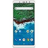BQ C000324 Aquaris X2 Pro Smartphone, 64 GB, Dual Nano SIM, Glaze White