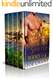Gray's Hollow Dragon Shifters Collection #1