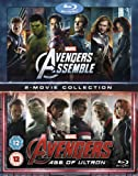 Avengers: Avengers Assemble/ Age of Ultron [Blu-ray] [2015] [Region Free]