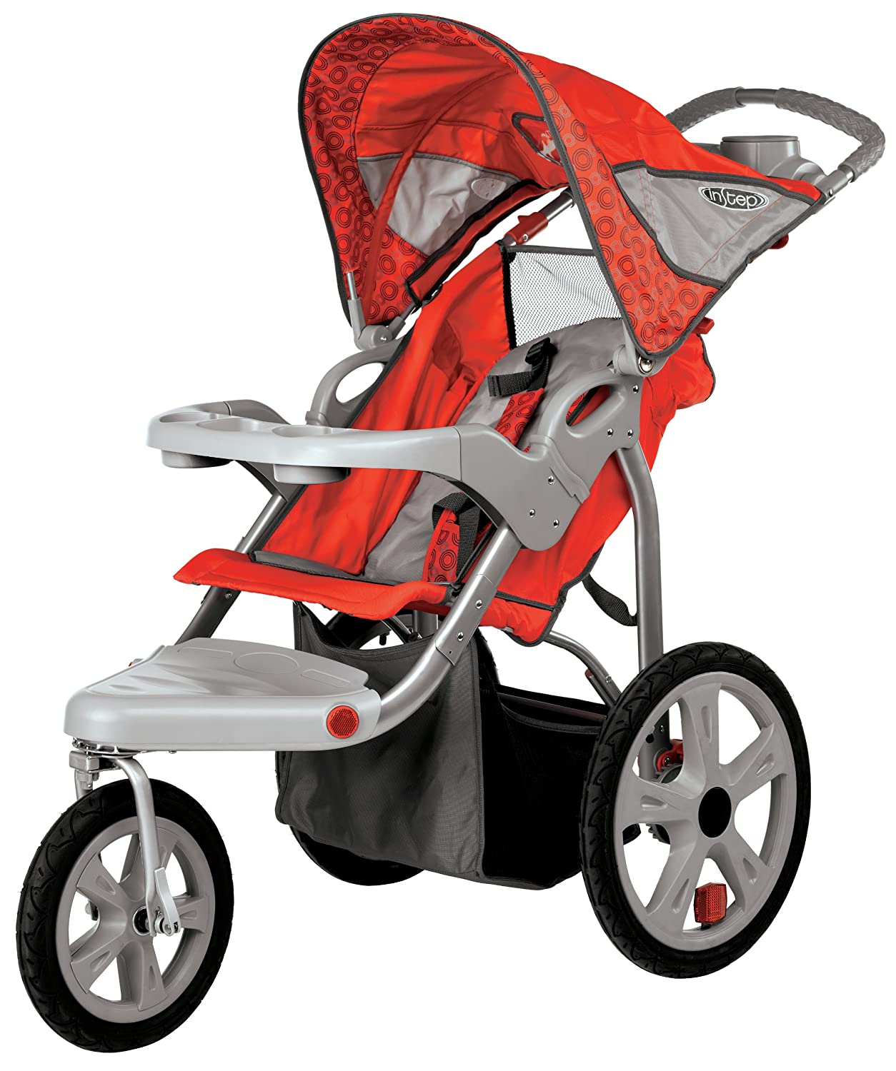 InStep Safari Swivel Jogger