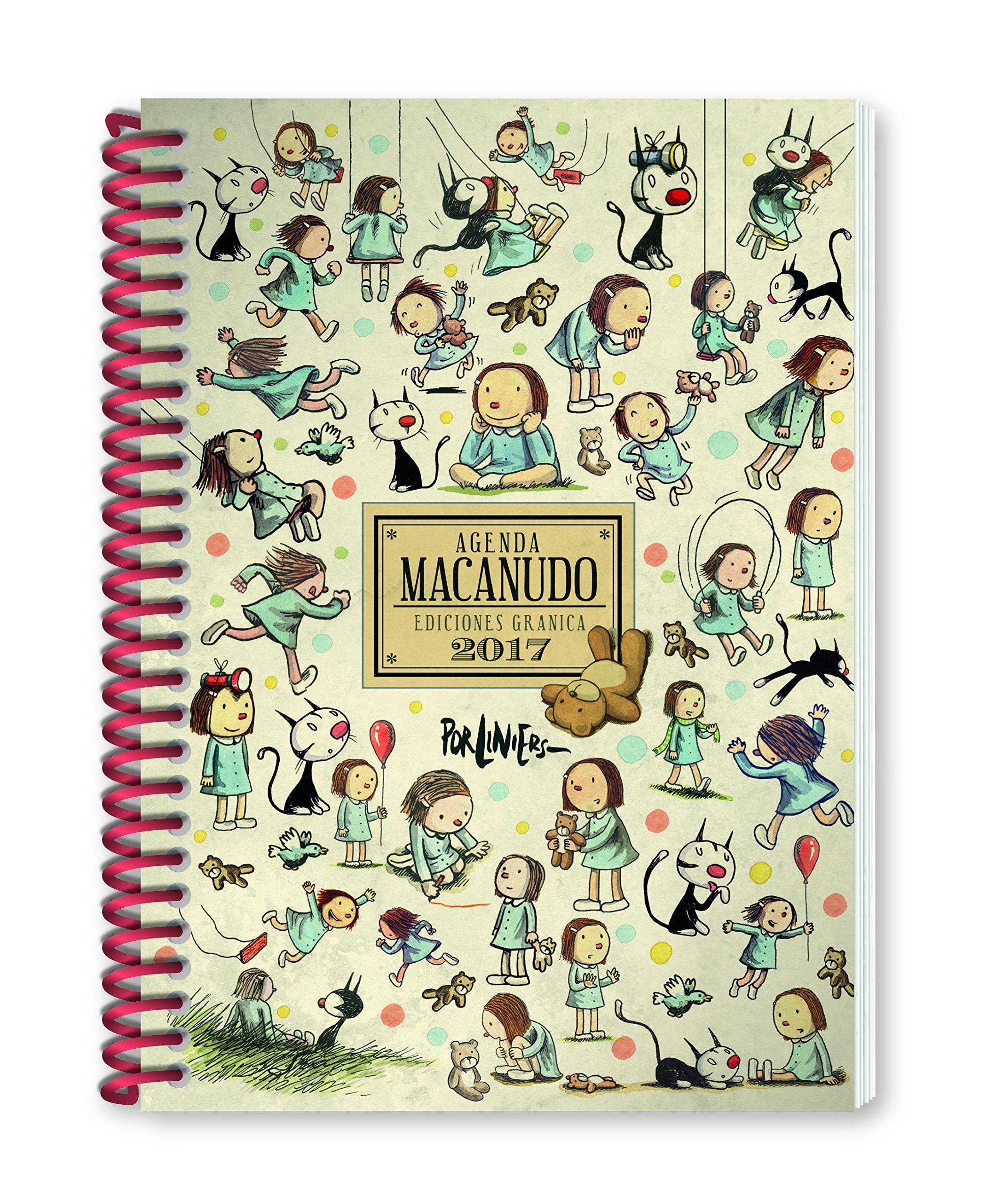 Macanudo 2017 Agenda anillada - Enriqueta (Spanish Edition ...