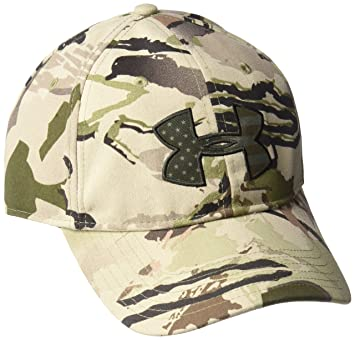 sneakers for cheap bc140 db980 (アンダーアーマー)UNDER ARMOUR ビッグ フラッグ ロゴ キャップ UA Camo Big Logo 2.0 Cap