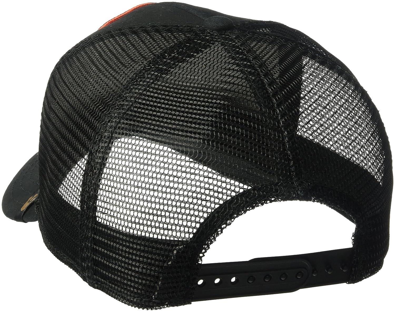 Goorin Bros. Men's Animal Farm Snap Back Trucker Hat, Black Eagle One Size Goorin Bros Mens 101-0209