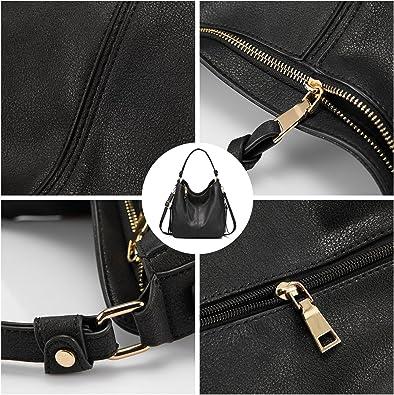 Shoulder Bags for Women Large Ladies Crossbody Bag with Tassel