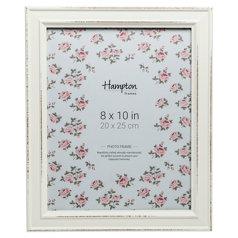 Amazon.de: Hampton Frames pal301980 W Paloma Bilderrahmen 8 x 10 (20 ...