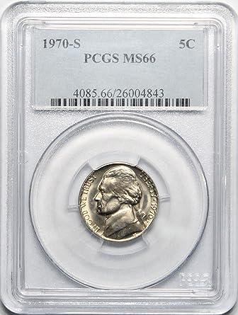 PCGS MS66 FS 2015 P/&D Jefferson Nickel 5C 2-Coin Set Gem Uncirculated