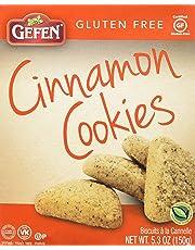 Gefen Kosher for Passover and All Year Round Gluten Free Cinnamon Cookies, 5.3 oz