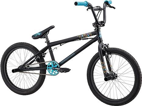 Mongoose Legion - Bicicleta Bmx color gris: Amazon.es: Zapatos y complementos