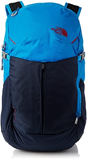 THE NORTH FACE Litus 22 RC Mochila, Unisex Adulto, Blue, L/XL