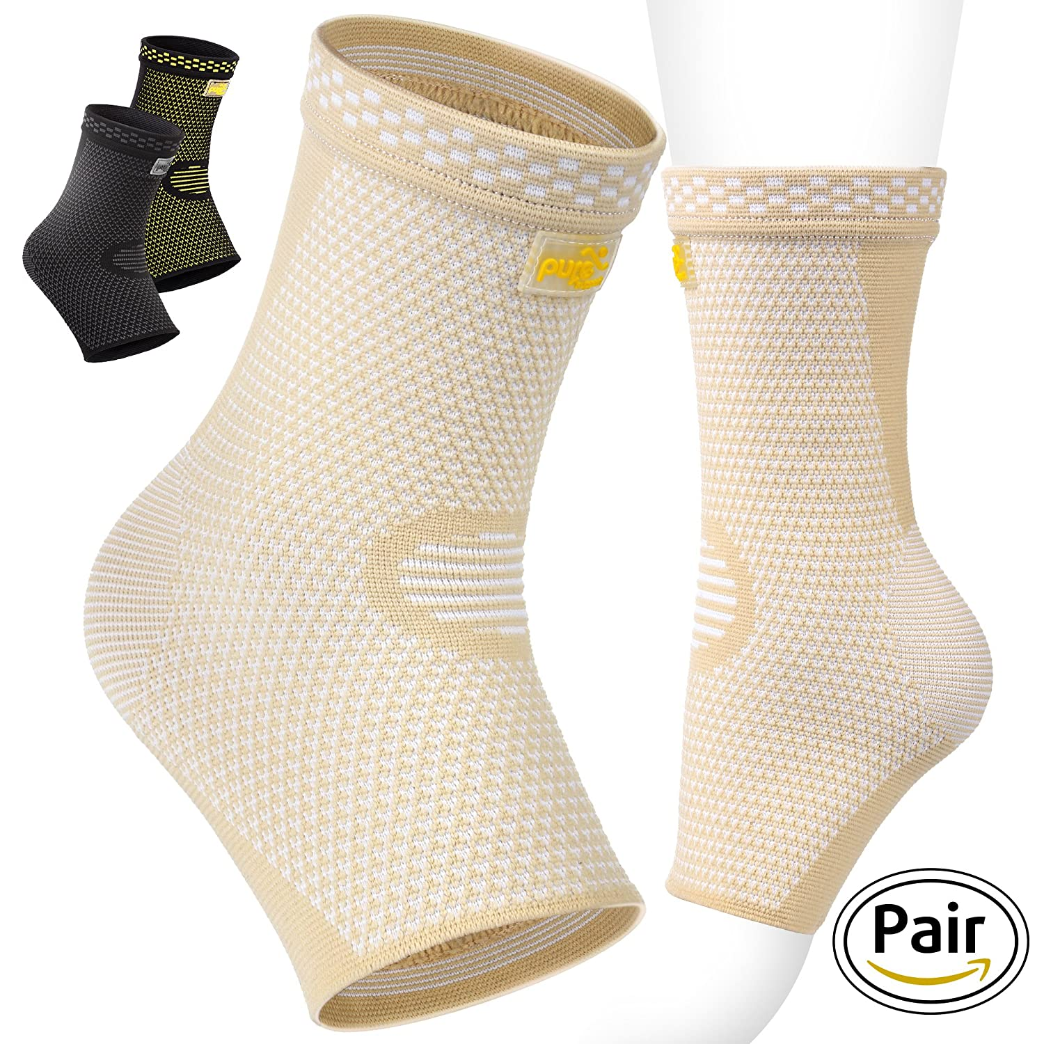 Ankle Support- Ankle Brace - Compression Ankle Sleeve - High Quality ...