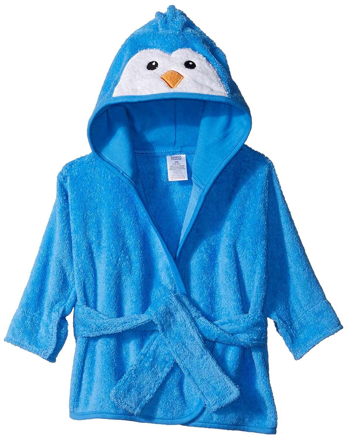 Luvable Friends Animal Hooded Bathrobe, Bear BabyVision 05222_Bear
