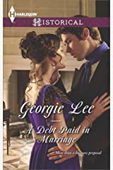 A Debt Paid in Marriage (The Business of Marriage Book 1) Kindle Edition