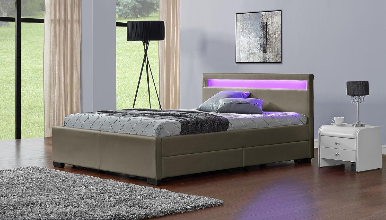 bett mit led best bett led beleuchtung luxury bett led beleuchtung with bett mit led das. Black Bedroom Furniture Sets. Home Design Ideas