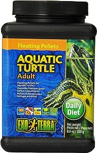 Exo Terra Adult Aquatic Turtle Food, 8.8-Ounce
